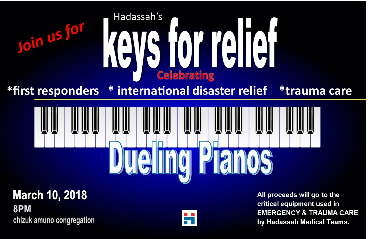 Keys for Relief