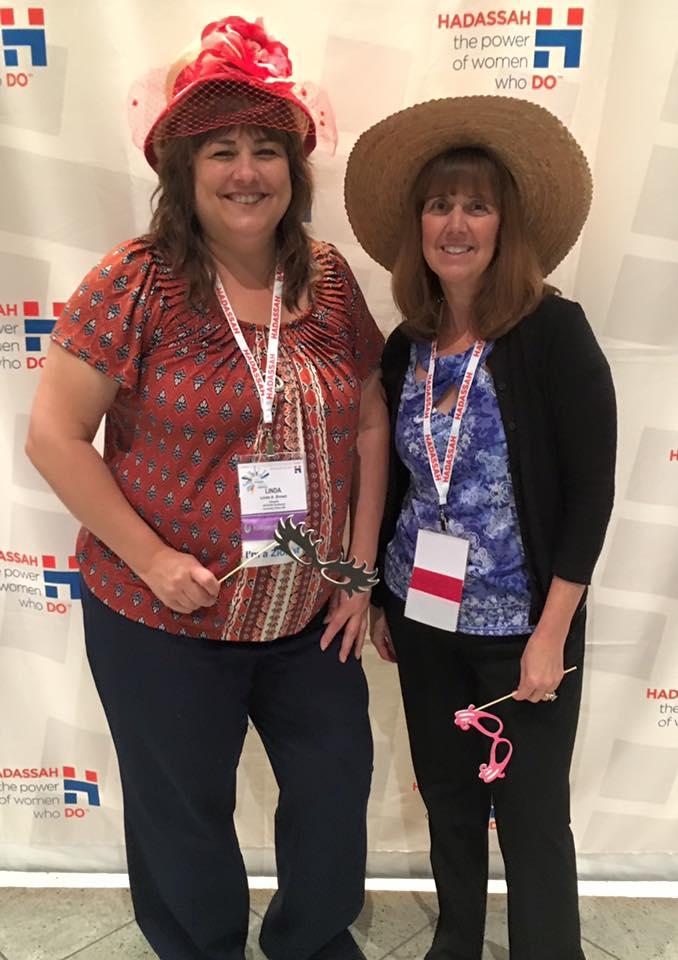 Linda Brown & Lisa Sobel